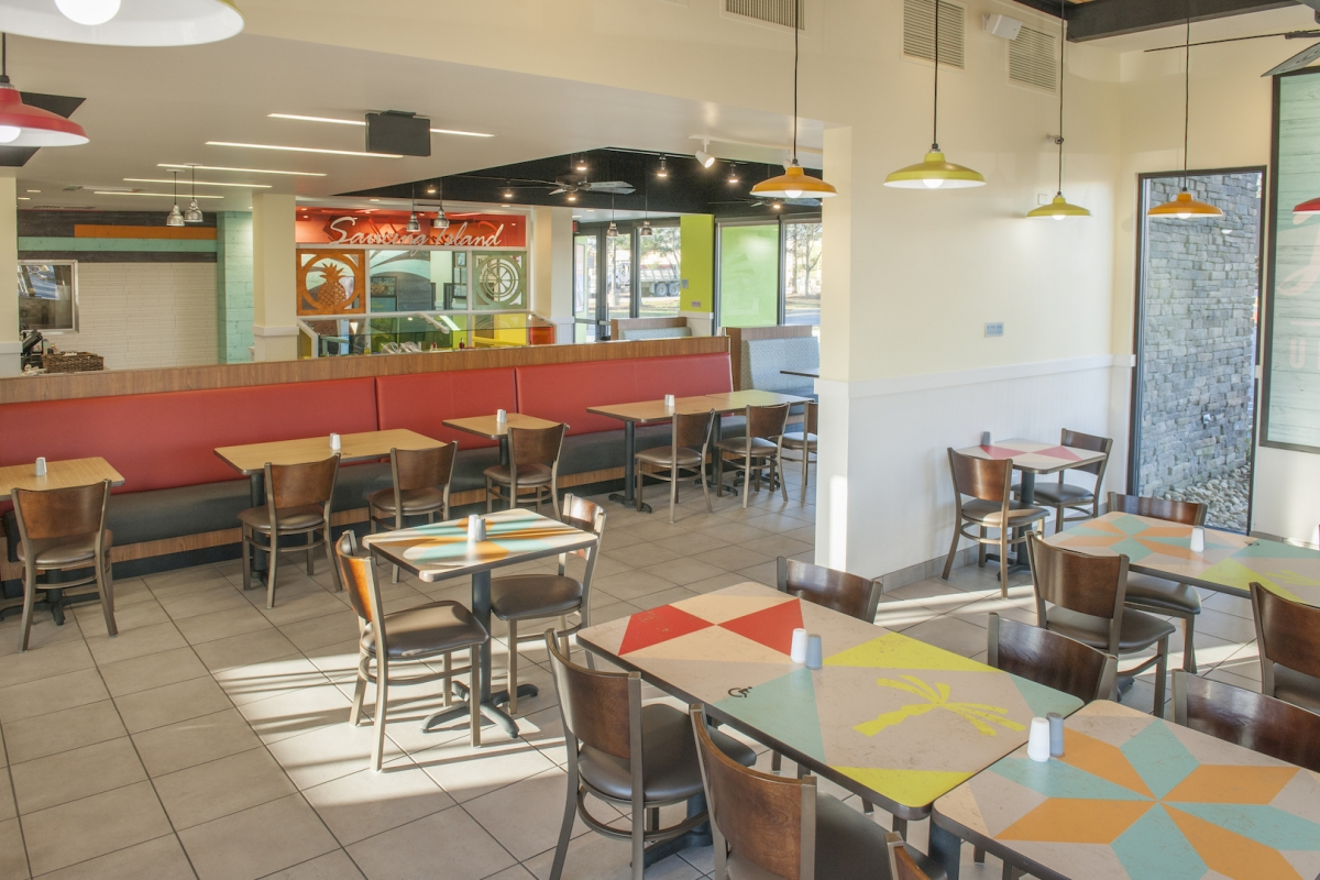 horizon completes challenging restaurant remodel for pollo